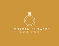 J Morgan Flowers Branding