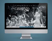 Site Revista Casamento & Cia