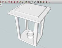 3-D Design: Lantern