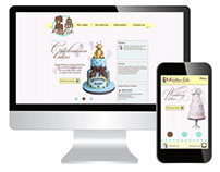 Brighton Cake Company Website