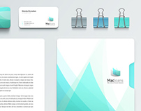 Branding design for Macloans