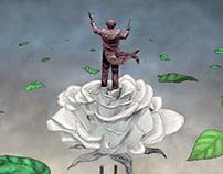 Ilustraciones LA VIDA DEL HEROE / Richard Strauss