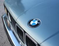 BMW 320i E30 1987