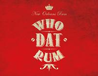 Who Dat Rum