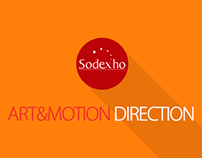 SodexHoPass - Motion Design