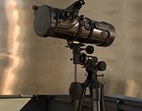 3D Telescope Modelling Pipeline