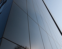 University Erfurt - Photovoltaik fassade