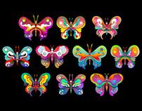 Butterflies for Hibu