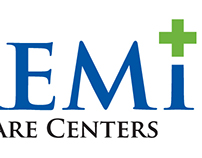 Premier HealthCare Logo Design