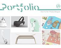 Design Porfolio 2020-2021
