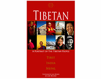 TIBETAN a photography book by Julian Bound