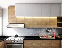 15 m2 Kitchen