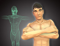 MALE TOPOLOGY