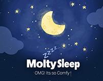 Molty Sleep Video