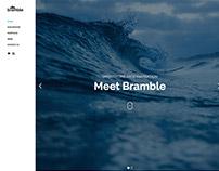 Bramble - Creative WordPress Theme by ThemeTrust
