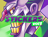 STICKERS vol1