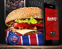 Brutus Burger - Delivery