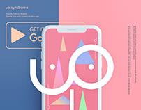 Up Syndrome. Hybrid app