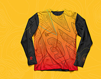 mountain bike jersey design
