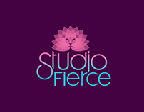 Studio Fierce - Logo