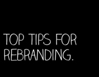 team scope's tips for a rebrand