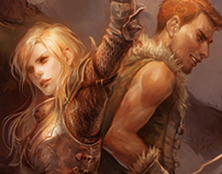 card game illustrations 2013
