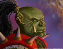 Warcraft Ork