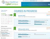 Bayer HealthCare Cyber Campus Creative Concept