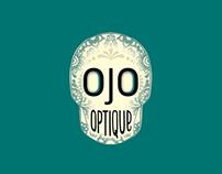 Ojo Optique - Logo