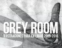 Grey Room [ex-libris]