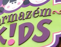 Armazém Kids | Identidade Visual