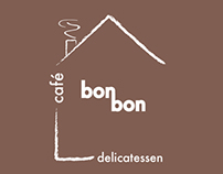 Logo for bonbon delicatessen