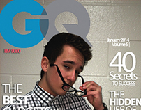 GQ Magazine Remake