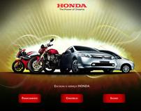 Honda . Terminal Consórcio Honda