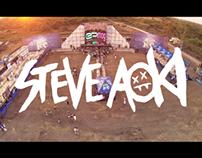 Steve Aoki & Borgore Aftermovie (Guatemala 2013)
