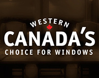 Canada's Choice For Windows Logo