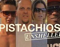 Pistachios Unshelled