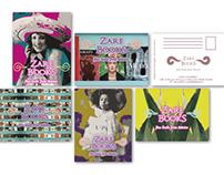 ZAREBOOKS diseño de identidad / identity design
