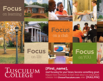 College Postcard