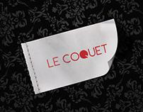 LE COQUET Branding