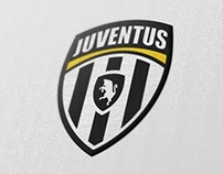 Juventus Logo Rebranding Unofficial