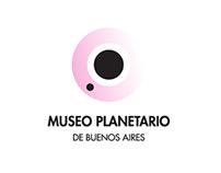 Museo Planetario - Identidad