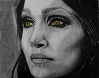 Tarja Turunen Portrait
