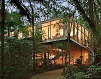 Arquitectura Moderna: Casa de vidrio
