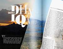 Africa Magazine Spread