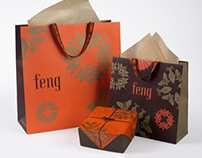 Branding: Feng, a lifestyle boutique