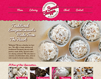 Dessert Bakery Website