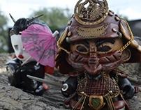 Kido and the Samurai