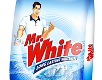 Mr. White Package