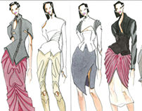Fashion Final Design Collection